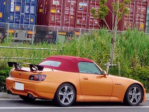 S2000 AP2 2007年式100系のカスタム事例画像 サト橙さんの2021年07月07日20:46の投稿