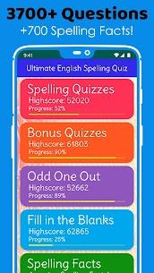 Ultimate English Spelling Quiz : New 2020 Version 2