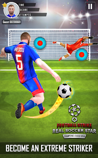 Football Strike Real Soccer Star Champions League 1.3 de.gamequotes.net 1