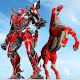 Police Horse Robot Transforming: Real Robot Game (game)