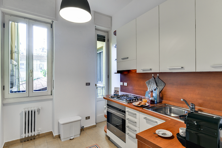 Fully equipped kitchen at Ciovasso