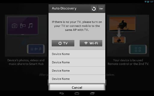descargar samsung smart view 2.0 apk