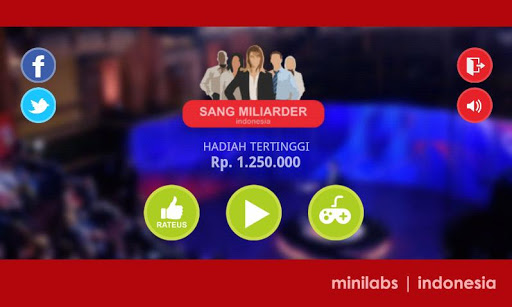 Kuis Sang Miliarder Indonesia