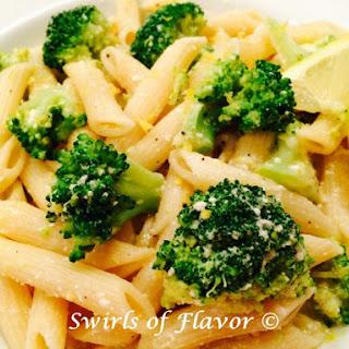 Parmesan Penne & Broccoli.