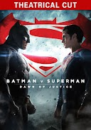 2.  Batman v Superman: Dawn of Justice