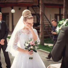 Wedding photographer Yuliya Goncharova (Juli). Photo of 16.05.2016