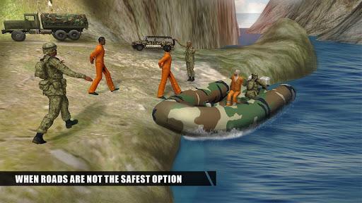 Army Criminals Transport Ship apkdebit screenshots 4