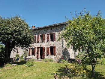 maison à Champnétery (87)