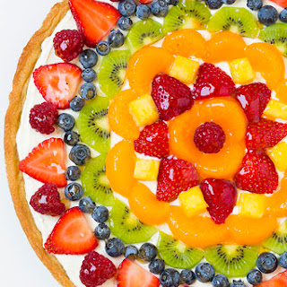 Philadelphia Cream Cheese Fruit Pizza Recipes