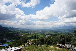 kathmandu-view