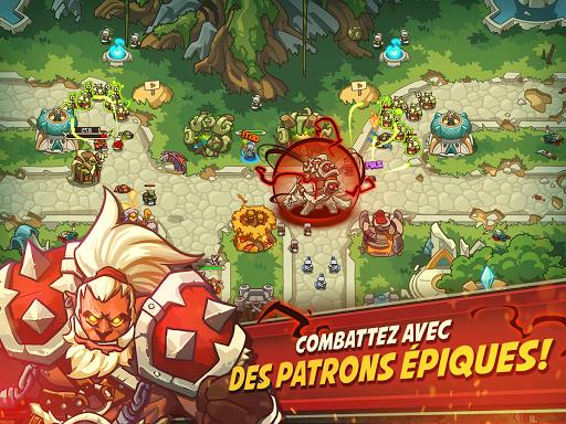 Empire Warriors TD Premium: Tower Defense Games  captures d'u00e9cran 1