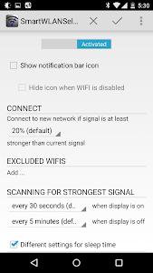 Smart WiFi Selector v1.8