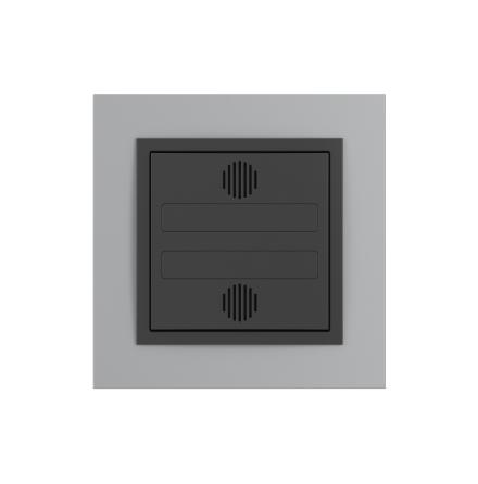 RFSTI-11/G, mottagare, termostat för montage utanpå en dosa