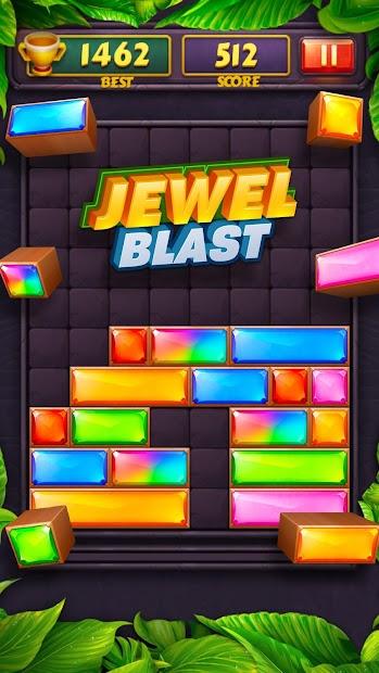 Dropdom - Jewel Blast screenshot 3