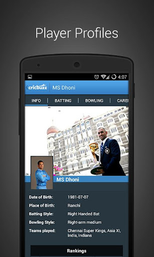 Cricbuzz Cricket Scores & News screenshot 6