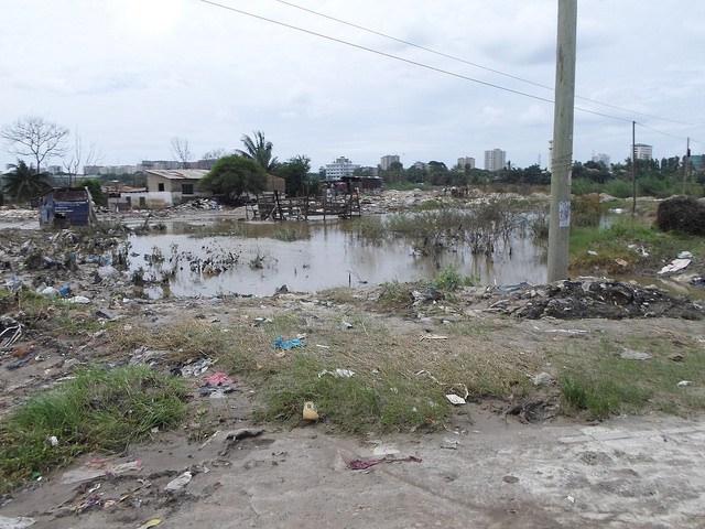 Flooding in Dar es Salaam CREDIT: Ramani Huria