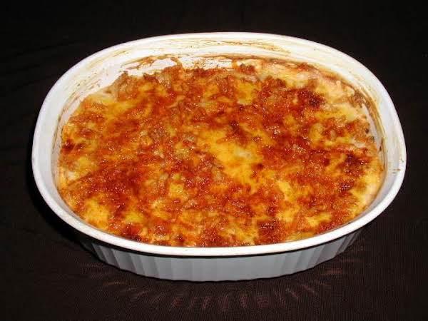 Cheesy Onions Recipe