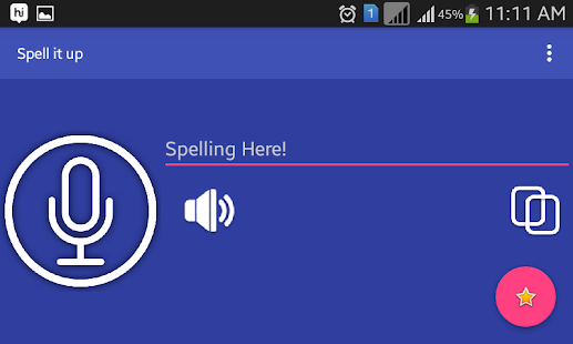 Spell & Pronounce Words Right- screenshot thumbnail
