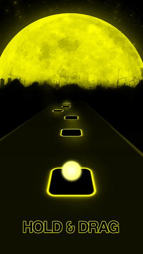 Más cerca: capturas de pantalla de The Chainsmokers Tiles Neon Jump 7