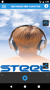 steelfm- screenshot thumbnail