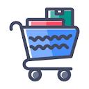 Sai Super Shopping, Dinnur, Hosur logo