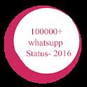 Latest Whatsupp Status 2016 icon