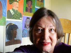 Photo: Gloria Poole; selfie in Missouri yr 2010