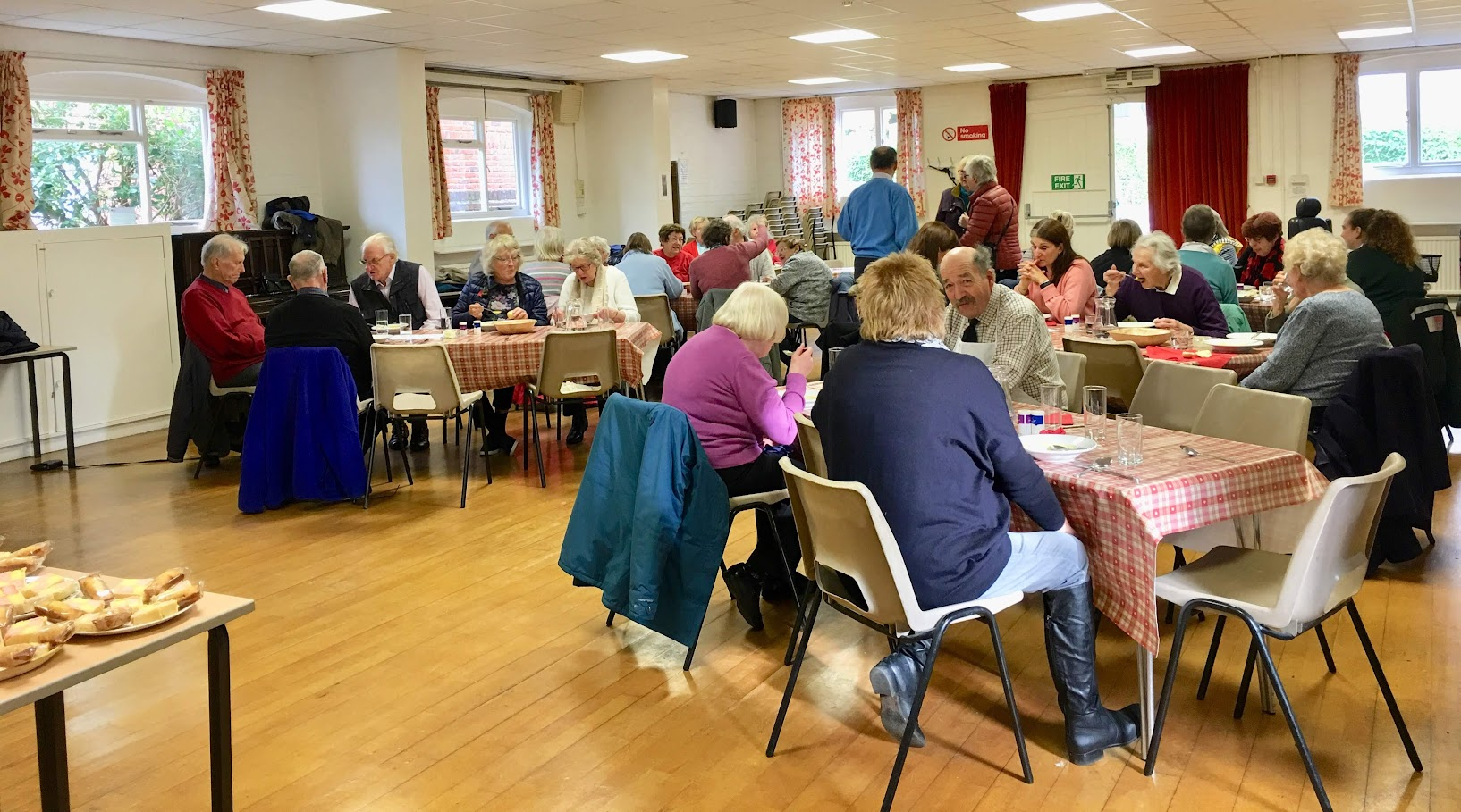Tenterden Community Hub free lunches