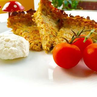Vegetable Flan Recipe