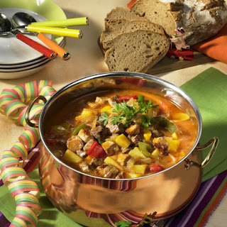 Spicy Goulash Soup
