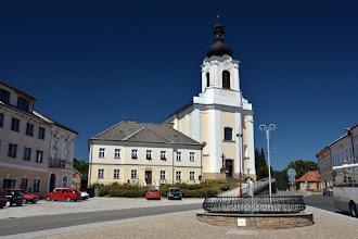 Photo: Barokowy kościół Wniebowzięcia NMP