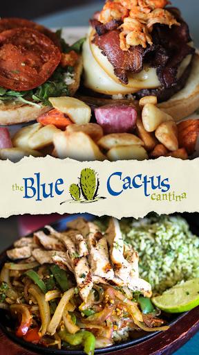 Blue Cactus Cantina
