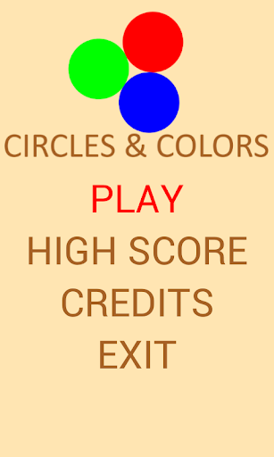 Circles Colors