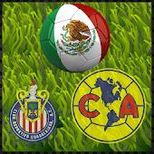 Mexico league game Mod