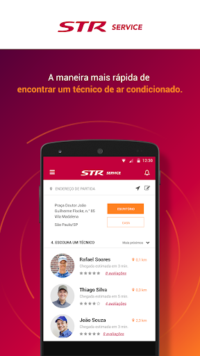 STR Service app (apk) free download for Android/PC/Windows screenshot