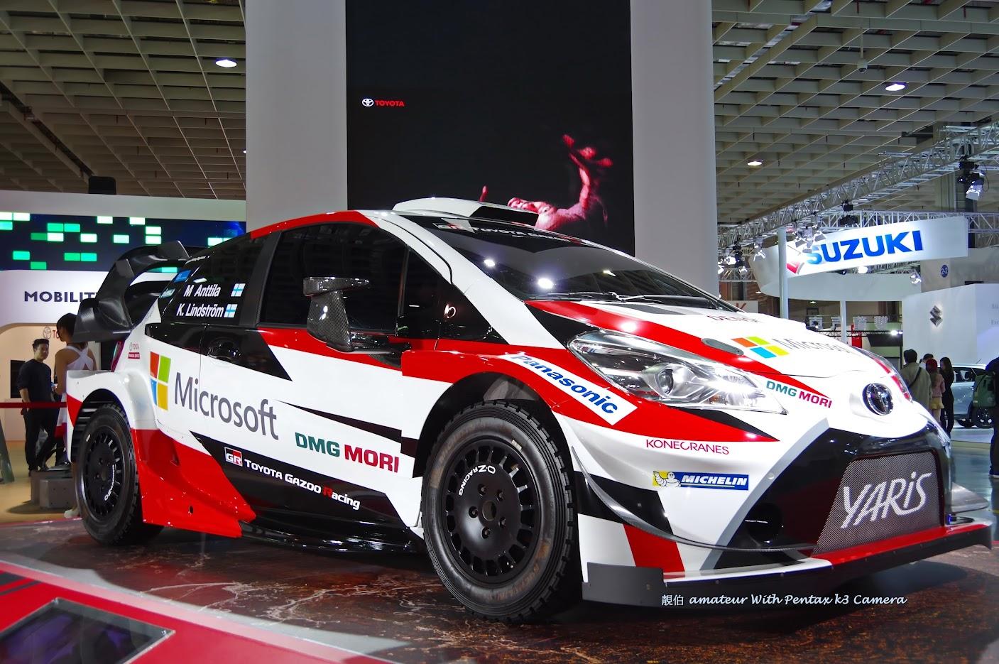 2018年台北新車大展