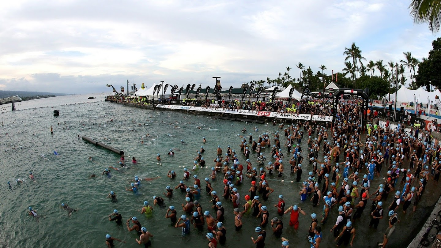 Watch IRONMAN: Quest for Kona live