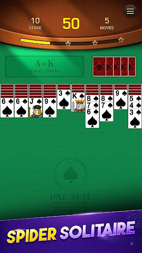 Spider Solitaire: Card Games screenshots 1