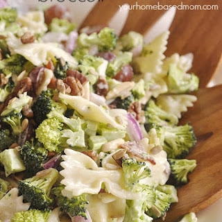 Broccoli Pasta Salad.