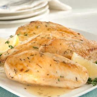 Saucy Chicken Breast Recipes