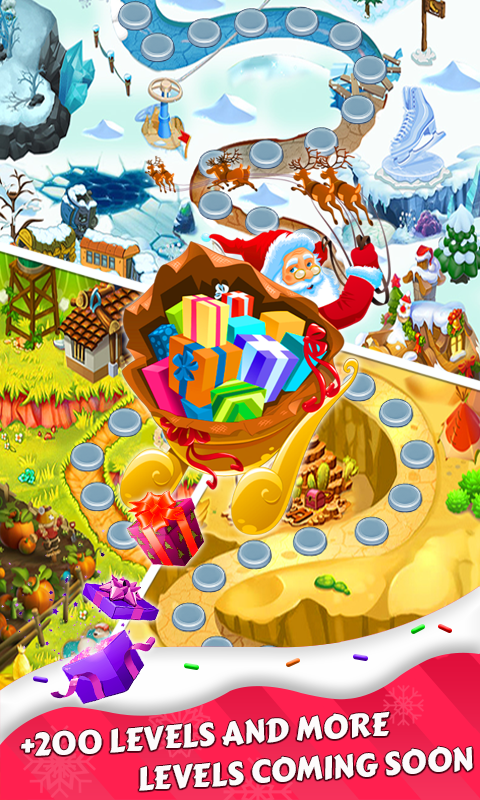Chistmas Candy Garden Soda Android Apps on Google Play