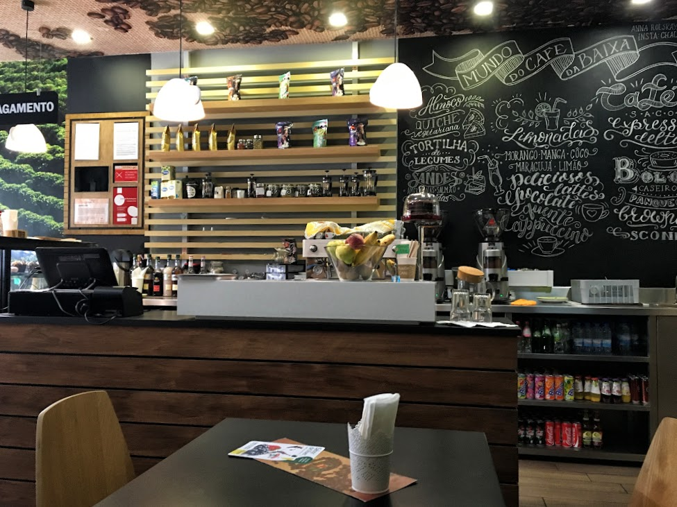 gdzie zjeść w Porto, Mundo do Café da Baixa