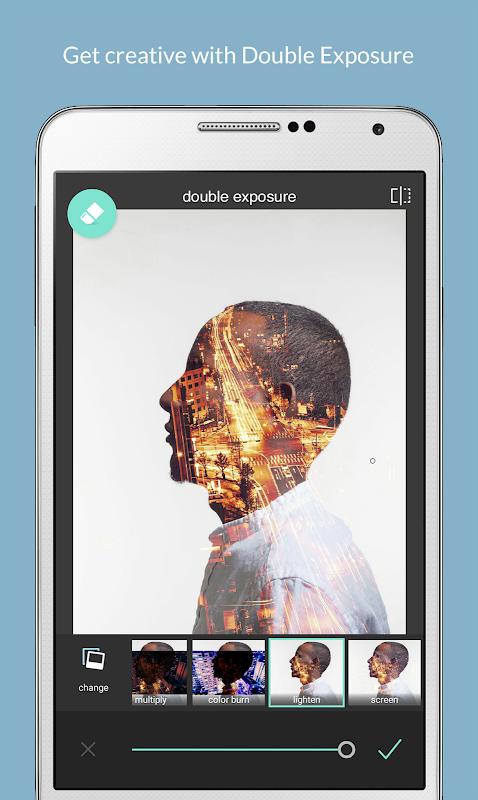 Pixlr – Free Photo Editor screenshots