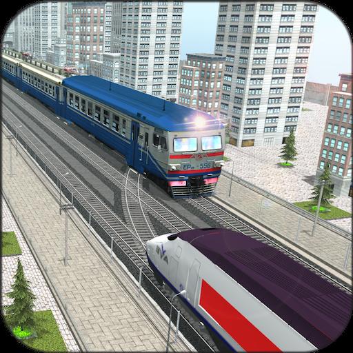 模拟のTrain Simulatorのドライビング2016 LOGO-HotApp4Game