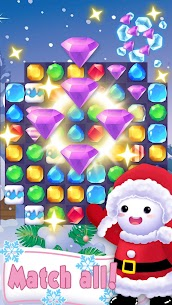 Ice Crush 2020 -A Jewels Puzzle Matching Adventure 4