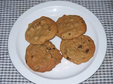 Better than Average Chocolate Chip Cookies