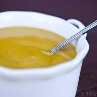 Clean Eating Honey Mustard Dressing.