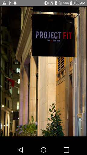 Project Fit London screenshot 1