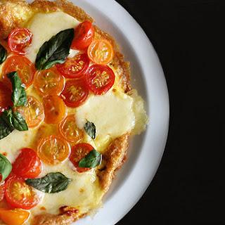 Recipe for Caprese Flat Omelet