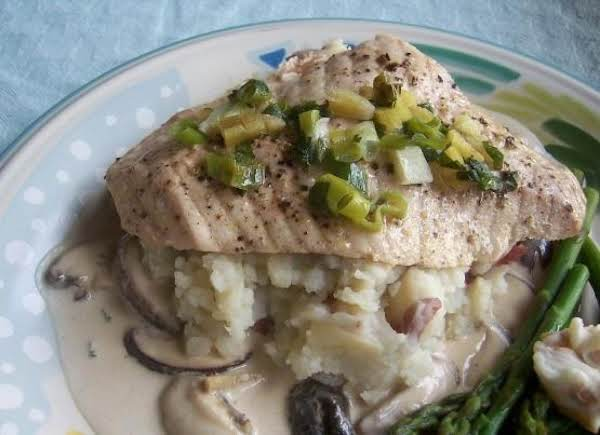 Steamed opah moonfish recipe just a pinch recipes for Opah fish recipes